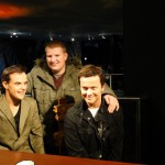 Dan meeting Ant and Dec