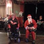 David and Santa