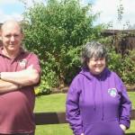 Paul and Debbie